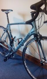 cannondale synaspe ultegra 2015 model plus £750 extras