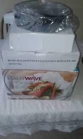 Halowave 10.5 ltr halogen oven