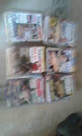 Carp magazines