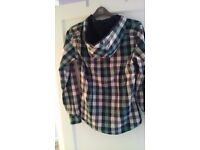 mens / teenagers six next shirts and a hoodie + 2 other