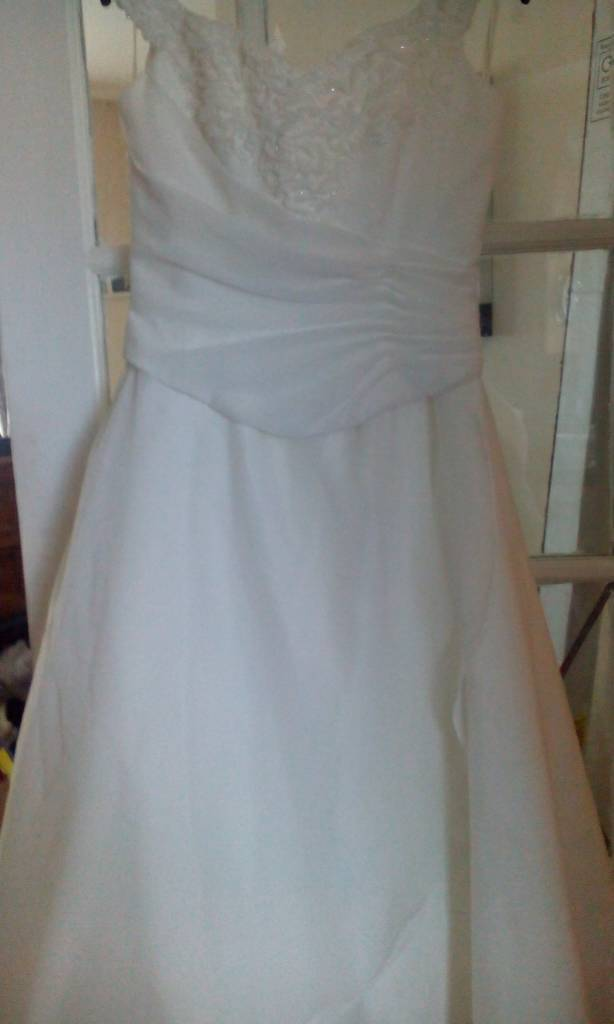 REDUCED Catherine jane wedding dress size 14 | in Rumney, Cardiff ...