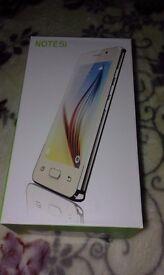 Bargain *Gold* Smartphone Note 5i - Unlocked