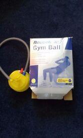 Reebok Gym Ball with Pump