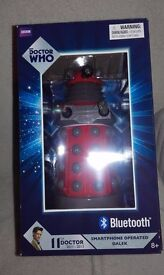 Doctor who Darlek mobile/smartphone remote controlled via Bluetooth.excellent present.
