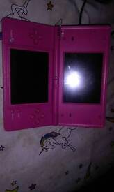Pink ds