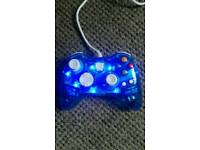 Led game controller