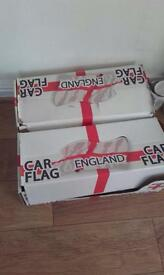 Brand New England flags