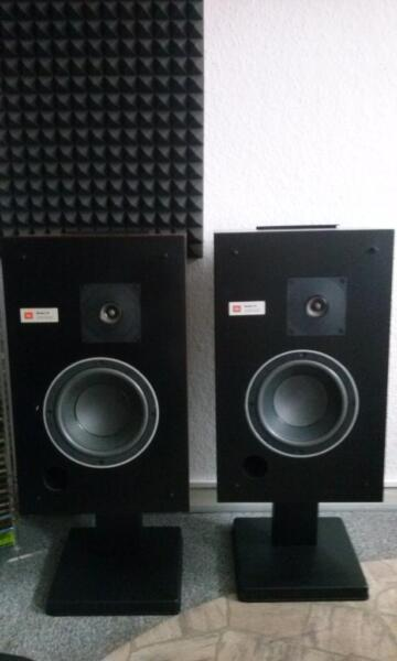 jbl l19 studio monitor lautsprecher paar in d sseldorf bezirk 3 lautsprecher kopfh rer. Black Bedroom Furniture Sets. Home Design Ideas