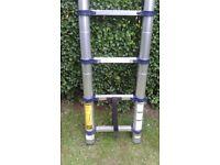 Ladder Telescopic 3.8M Excellent Condition