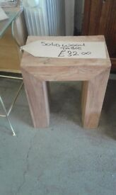 Beautiful solid wood coffee table £32.00