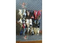 Football boots size 2
