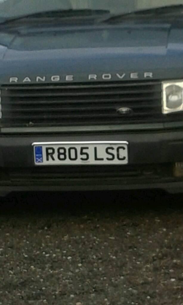 Range Rover 4.6 V8 HSE