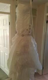 Size 8 Brand New Wedding Dress