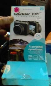 Brand new, HD 1080p dashcam