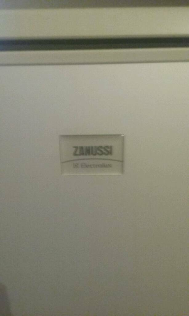 Zansussi fridge freezer