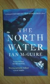 THE NORTH WATER BY IAN MCGUIRE, PAPERBACK; NEW