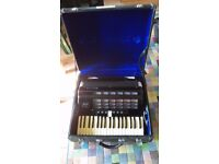 Baile Accordian and Case