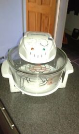Halogen Oven - used, working