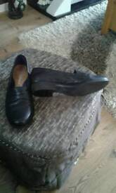 Clark's soft wear shoes size 6/D £15 or best offer