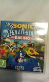 Sonic racing ds game