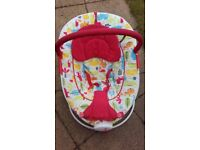 ** FREE ** comfy baby chair