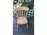 5 country chairs