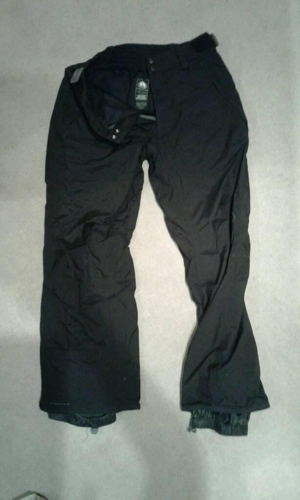 Men's Nike ski trousers size L, height 183cm -used