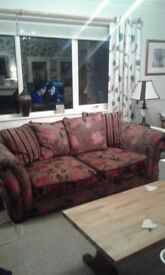2 3 seater Settees