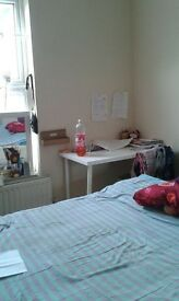 Double Room Tolet / private / 75pounds weekly bills included