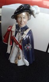 H.M. QUEEN ELIZABETH II, CANDLE EXTINGUISHER