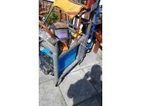 Mig welder and equipment for sale