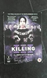The Killing DVD crime drama