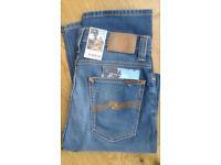 NUDIE Jeans, New & Unworn, Boot Ben W29/L32