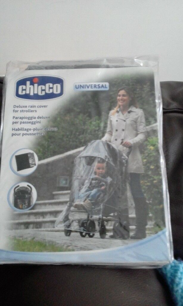 chicco universal rain cover for strollers.