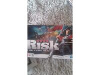 Risk board game by Hasbro