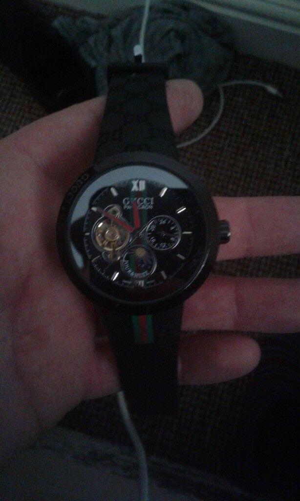 Gucci watch automatic