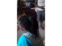 Miss Afro kinky