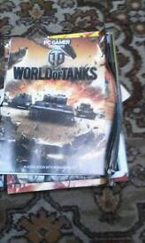 Massive bundle of ps3 xbox 360 and nitendo gaming magazines stickers posters etc
