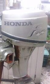 Boat engine outboard motor