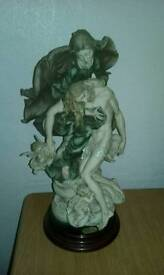 Florence Religious figurine..titled La Pieta..made in Italy.limited edition