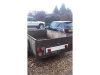 Big trailer 7ft11 x 4ft11 x 23 inch deep