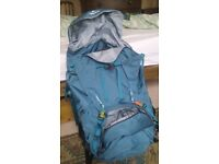 Selling 70L Kathmandu Travel Backpack