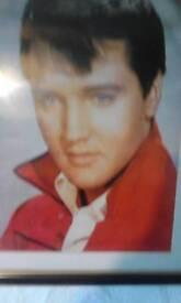 Elvis Poster.