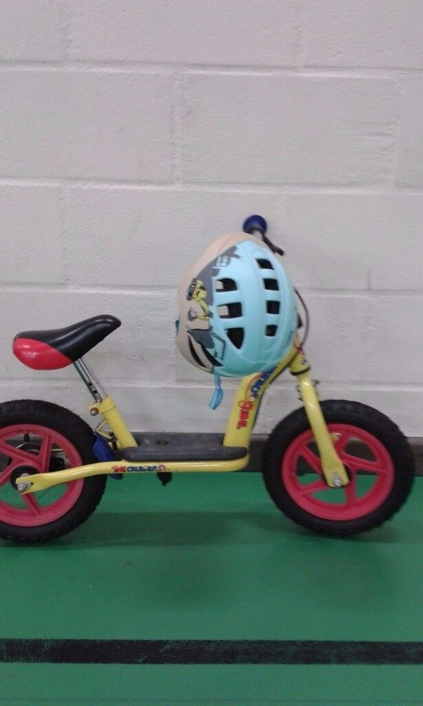 """""""The Cruiser"""" Kid's Balance Bike (suitable for 3-5 yr olds). Good condition"""