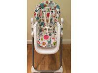 Mamas and Papas 'Pesto' unisex highchair