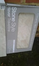 Haver Travertine Ceramic Tiles