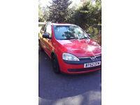 Vauxhall Corsa 1.0 i 12v Club 3dr
