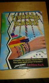 Friendship Bracelet Activity Set.