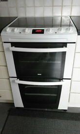 Zanussi ZKC6020 free standing electric oven for spare parts
