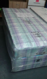 Double Divan Beds. DEEP QUILTED. GOOD QUALITY... Brand New... Local Delivery.